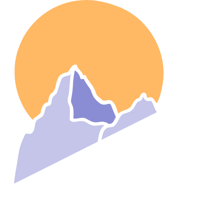 Up and Beyond Adventures Logo